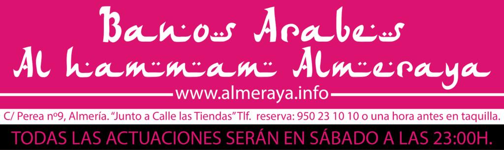 Baños Árabes Al Hammam Almeraya