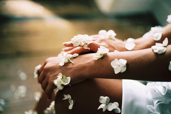 Baños árabes: Aromaterapia