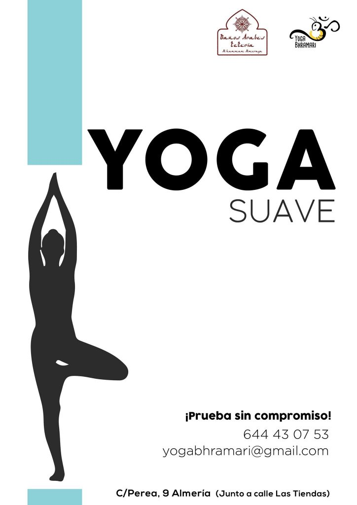 Actividades. Yoga suave. ¡Prueba sin compromiso! 644 43 07 53